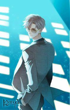 Cool Anime Guys, Handsome Anime Guys, Hot Anime Boy, Anime Love, Anime Art Girl, Anime Couples Drawings, Anime Couples Manga, Cute Anime Couples, Manga Art