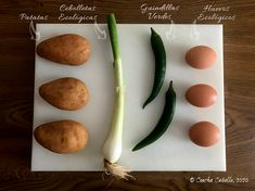 Tortilla de Patatas con Guindilla Verde   Mise en Place Baked Potato, Baking, Ethnic Recipes, Food, Spanish Omelette, Dishes, Food Cakes, Corona Beer, Green Chilli