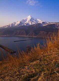 Mt. Rishiri. Summited 8/6/2014!!