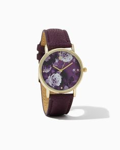 Just Rosy Watch   #COTM Purple  #charmingcharlie