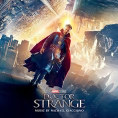 Marvel Music Offers First Listen To Main Score Theme From Doctor Strange