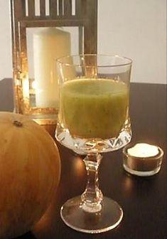 Smoothie de kiwi y piña con thermomix #recetas #thermomix #zumos