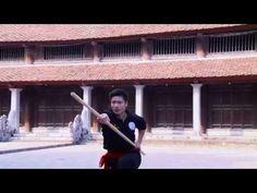 Ut Nguyen Martial Arts Biểu diễn Trường Côn