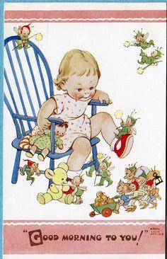 Mabel Lucie Attwell postcard   eBay