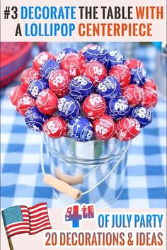 4th Of July Desserts, Fourth Of July Decor, 4th Of July Nails, 4th Of July Celebration, 4th Of July Decorations, 4th Of July Party, 4th Of July Ideas, Outdoor Decorations, Holiday Desserts