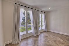 This remarkably crafted home tips its inspirational hat to a classic French Provincial style blended with some modern touches. The home owner has used 135mm Intrim SK60 profile for skirting, 90mm Intrim SK90mm for architraves and a custom designed curved architrave to finish the look.