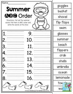 Common and Proper Noun with ABC Order- TONS of activities