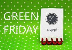 Green Friday! | Maparim