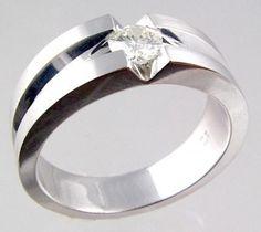gorgeous mens diamond ring - http://www.buydiamondsonline.ca/buying-mens-wedding-ring