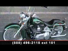 2013 Harley-Davidson FLSTN - Softail Deluxe - Tucson Harley