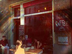 Vegetarian food and funky music @ KussKuss | Kreuzberg #Berlin