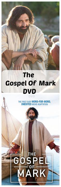 Gospel of Mark DVD Review/Giveaway@emycooksmomentos.com