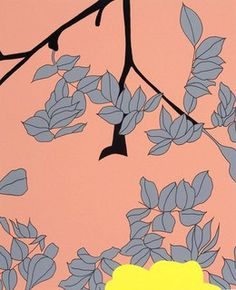 Gary HUME Grey Leaves  by vogtle contemporary, via Flickr