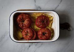 Stuffed Tomatoes   lacapocuoca.at