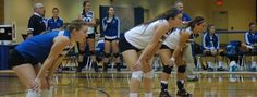 Grizzlies Women's Volleyball has a great track record competing at both the Ontario Colleges Athletic Association (OCAA) and the Canadian Collegiate Athletic Association (CCAA) level.