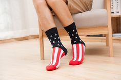 Hot Brand Flag Cotton Men socks set-in Socks from Men's Clothing & Accessories on Aliexpress.com | Alibaba Group