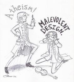 Lestat & Nicki. I love this so much