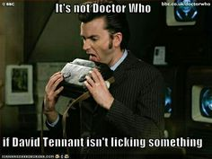 Doctor Who |  10 #DavidTennant