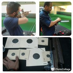 Butuh liburan #shootingclub #gun #acuration #shootingarea #holiday
