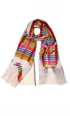 Tiger Wool Wrap - Plümo Ltd