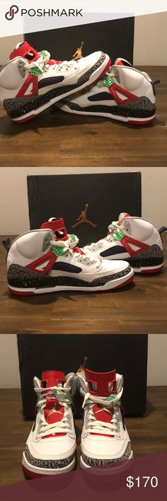 Jordan Spizike shoe Sneaker Size 11 New in box Jordan Spizike shoe Sneaker  size 11 new 0e496998bca0