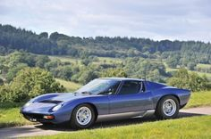 Awesome Car For Sale: Rod Stewart's Old 1971 Lamborghini Miura P400 SV | Airows