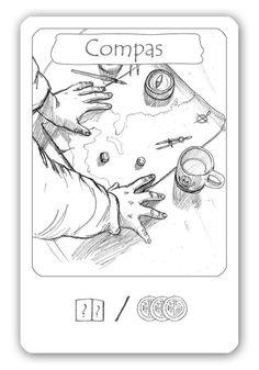 W.I.P Pirates, Illustration, Books, Image, Art, Art Background, Libros, Book, Illustrations