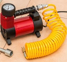 Features to look for when shopping for a portable air compressor