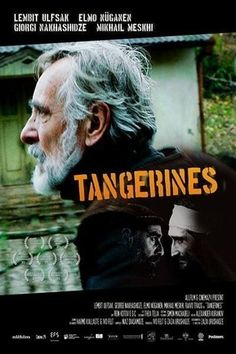 Tangerines - a very powerful statement about the importance of living in a peaceful world