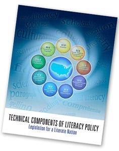 *Literacy Law* Our Technical Components outline the policy needed to ensure all kids can #read & #succeed http://ow.ly/yeioa  #LN #edchat