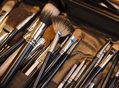 Beauty Tip: Clean Your Makeup Brushes