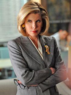 Diane Lockhart, The Good Wife.