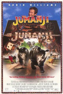 Jumanji (1995) - When two kids find and play a magical board game, they release a man trapped for decades in it and a host of dangers that can only be stopped by finishing the game.