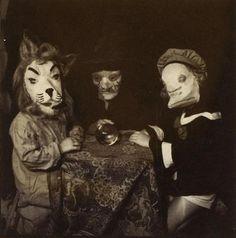 Imágenes Extrañas, terroríficas y antiguas - pt. II