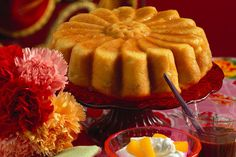 Romanian Rum Cake Is Known as Savarina