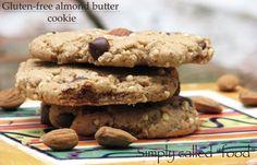 Gluten-free almond butter cookie http://simplycalledfood.wordpress.com/2013/04/28/gluten-free-almond-butter-cookie/