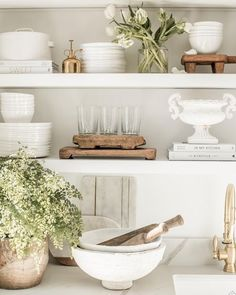 Home Interior Decoration Corners.Home Interior Decoration Corners Kitchen Ikea, Kitchen Shelves, New Kitchen, Kitchen Decor, Kitchen Living, Living Room, Cozy Kitchen, Kitchen Staging, Kitchen Display