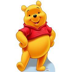 Pooh Life Size Cutout