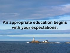 Idea And Expectations Part Ii >> 22 Best Special Education Quotes Images In 2019 Special Education