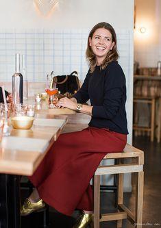 At Hero / Hero Restaurant, Paris, Megan Bowman Gray / Garance Doré