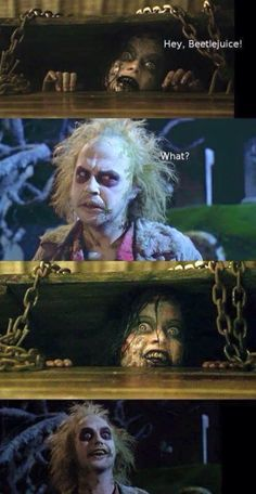 Y que a Beetlejuice. Horror Movies Funny, Horror Movie Characters, Scary Movies, Horror Movie Quotes, Classic Horror Movies, Arte Horror, Horror Art, Lol Memes, Funny Memes