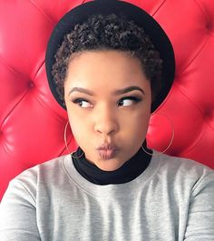 Yaass! Lovin' that short hair. @ilovealimara #curlkit #naturalhair #teamnatural_ #naturalhairdoescare #mynaturalhair #urbanhairpost #luvyourmane #naturalhairmojo #naturalherstory #myhaircrush #naturalhaircommunity #naturalhairdaily #usnaturals #naturalhairstyles #naturallyshesdope #curlswithlove #amazingnaturalhair #trialsntresses #curlsaunaturel #amatusrioz #yoamomipajon #uknaturals #afrolatina #afroboriqua