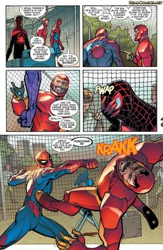 The Amazing Spider-Man (2015) 13 Page 13