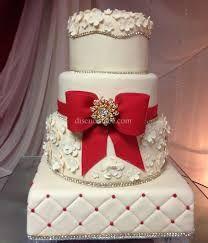 """Résultat de recherche d'images pour """"wedding cake red"""""""