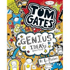 Tom Gates genius ideas (mostly)