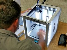 Learn what 3D printing is, what students like to create with this technology, and the low-cost, high-impact potential of improving the world through creative fabrication.