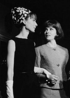 Audrey e Gina Lollobrigida, 1960s