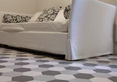 Tonalite floor tile