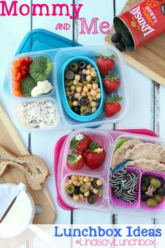 Packing the Ultimate Lunchbox