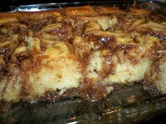 Look Mommy! I can cook!: Cinnamon Roll Cake